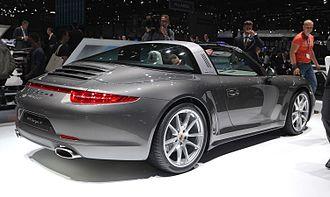Porsche 991 - Porsche 911 (991) Targa 4