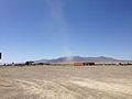 2014-06-12 11 15 41 Dust devil near Nevada State Route 796 (Airport Road) in Winnemucca, Nevada.JPG