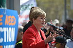 2014-09-21 Christine Milne Peoples Climate March Melbourne 600 0479.JPG