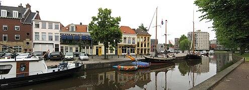 20140618 Voor 't Voormalig Klein Poortje Groningen NL.jpg