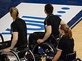 2014 Women's Wheelchair Basketball Championships - Opening Ceremony - German team.jpg