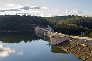 2015-08-08 Warragamba Dam, NSW