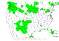 2015-10-08 24-hr Precipitation Map NOAA.png