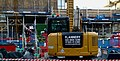 2015-London-Woolwich, Royal Arsenal Crossrail development 08.jpg