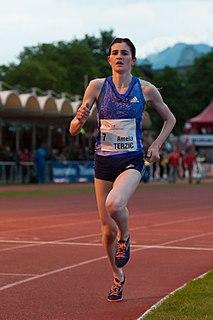 Amela Terzić Serbian middle distance runner