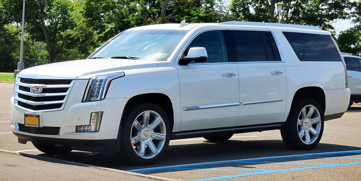Cadillac Escalade - Wikipedia