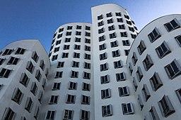 Zollhof in Düsseldorf