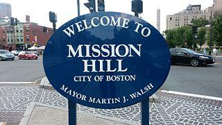 Mission Hill, Boston neighborhood in Boston, Massachusetts, USA