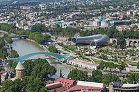 2016 Tbilisi, Widoki z Twierdzy Narikala (08).jpg