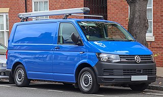 Volkswagen Transporter Motor vehicle