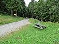2018-08-11 (173) Bench near Hinteregger memorial at Tirolerkogel, Annaberg, Austria.jpg