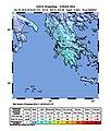 2018-10-25 Mouzaki, Greece M6.8 earthquake shakemap (USGS).jpg