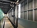 201801 Shinkansen Platform of Kikonai Station.jpg