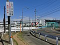 20180330 Showa Bridge and Niigata Prefectural Road Route 11.jpg