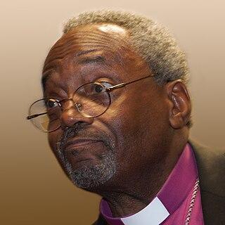 Michael Curry (bishop) Presiding Bishop of The Episcopal Church