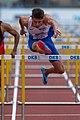 2018 DM Leichtathletik - 110-Meter-Huerden Maenner - Erik Balnuweit - Gregor Traber - by 2eight - DSC7442.jpg