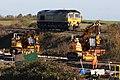 2019 Cogload Junction renewal - ballast excavators (66558).JPG