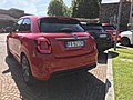 2019 Fiat 500X Sport 1.3 Turbo FireFly 150 Rear.jpg