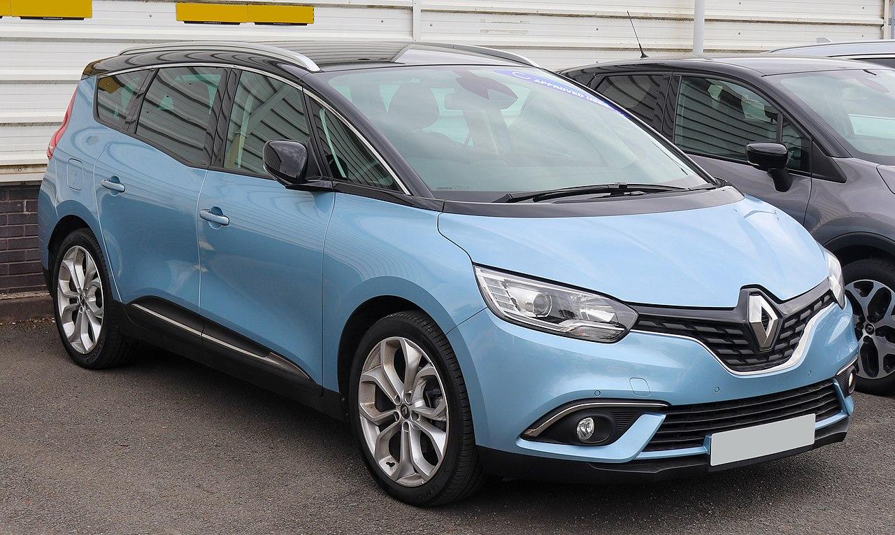 Renault Scenic Wikiwand