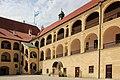 2020 Landshut Burg Trausnitz Innenhof.jpg