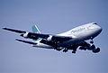 217ad - PIA Pakistan International Airlines Boeing 747-367, AP-BGG@LHR,27.03.2003 - Flickr - Aero Icarus.jpg