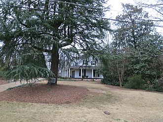 National Register of Historic Places listings in DeKalb County, Georgia - Image: 2420 Alston Dr Atlanta De Kalb County March 2013