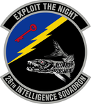 28 Intelligence Sq emblem.png