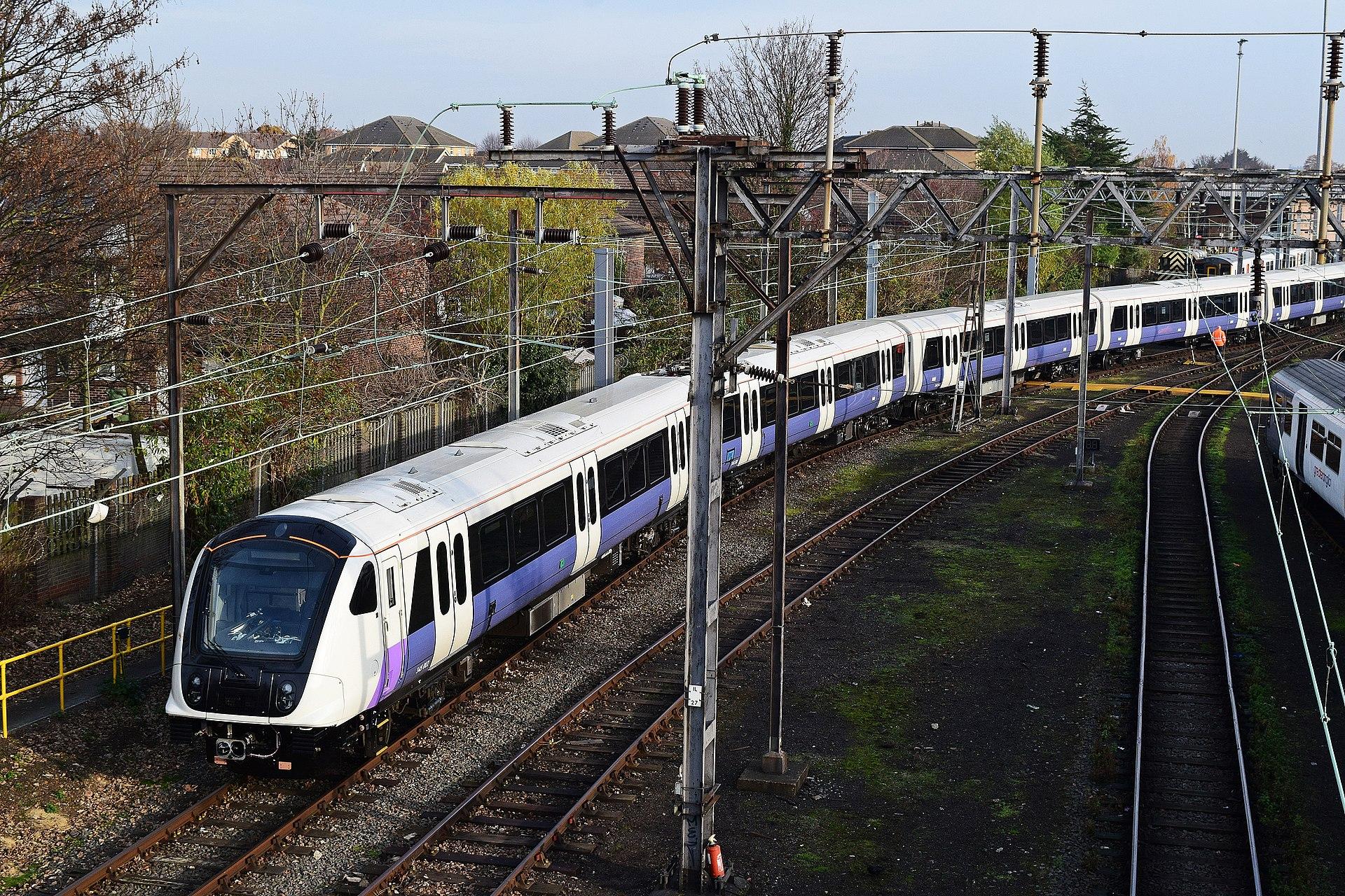 British Rail Class 345 Wikipedia