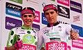 3 Etapa-Vuelta a Colombia 2018-Ciclista Sergio Higuita-Jhojan Garcia.jpg