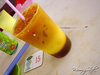 Sarawakian cuisine - Teh C Peng Special