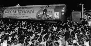 <i>Lola the Truck Driver</i> 1983 Mexican film directed by Raúl Fernández