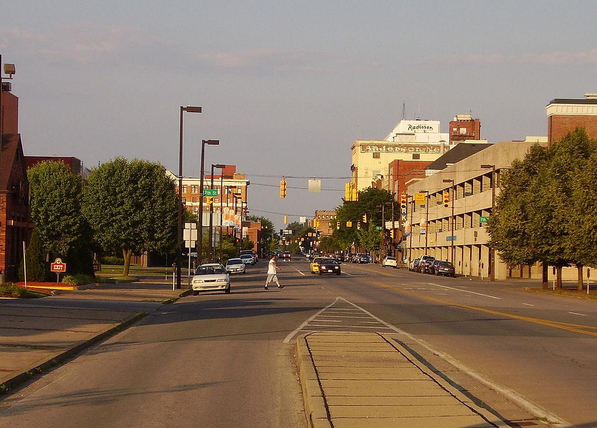 Cityscape of Huntington, West Virginia - Wikipedia