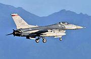425th Fighter Squadron - Lockheed Martin F-16CJ Block 52 Fighting Falcon 97-120