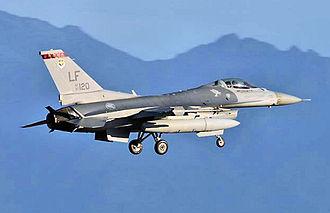 425th Fighter Squadron - 425th Fighter Squadron F-16 Fighting Falcon