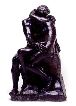 El Beso Rodin Wikipedia La Enciclopedia Libre