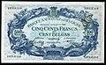 500 Belgian francs, 100 belgas, obverse-1943.jpg