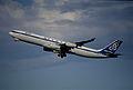 69am - Olympic Airways Airbus A340-313; SX-DFB@SYD;01.09.1999 (5016817834).jpg