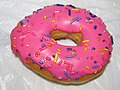 7-Eleven Sprinklelicious Donut (26835533034).jpg