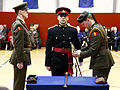 89th Cadet class Commissioning Ceremony Curragh Camp (12116667376).jpg