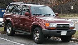 Toyota Land Cruiser (FJ80LG)