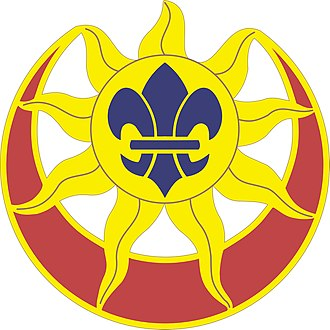 9th Infantry Division (United States) - Image: 9 Inf Div DUI