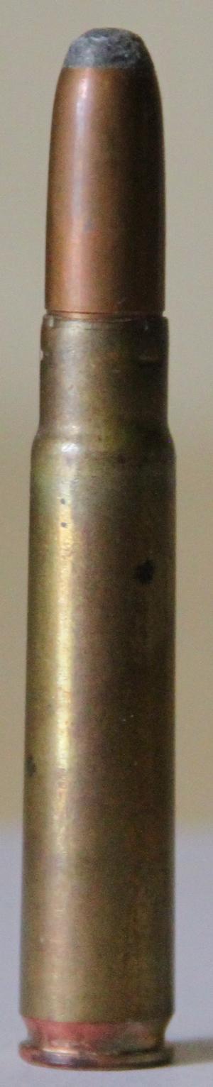 9×57mm - Image: 9mmmauser