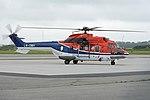 Aérospatiale AS332L Super Puma 'LN-OMH' (31229974998).jpg
