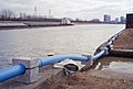 A1b004 Water pipe before installation under Portland Canal, Louisville (40624701220).jpg