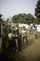 ASC Leiden - F. van der Kraaij Collection - 01 - 016 - Young children in the street - Monrovia, Old Road, Montserrado County, Liberia, 1976.tiff