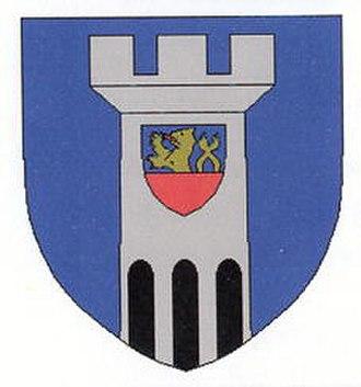 Drösing - Image: AUT Drösing COA