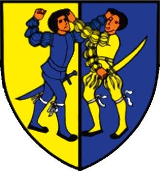 Hadersdorf-Kammern - Image: AUT Hadersdorf Kammern COA