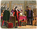 A Chronicle of England - Page 436 - Richard Orders the Arrest of Hastings.jpg