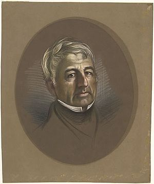 François-Xavier Malhiot - by F.W.Lock