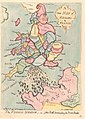 A New Map of England & France. - The French Invasion; or John Bull, bombarding the Bum-Boats.jpg